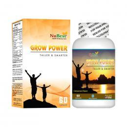 Grow Power - Hỗ trợ tăng chiều cao