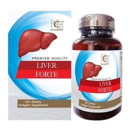 Liver Forte – Bổ gan, tăng cường chức năng thải độc gan