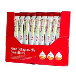 Thạch Nano Collagen Jelly SevenBerry - Hàn Quốc