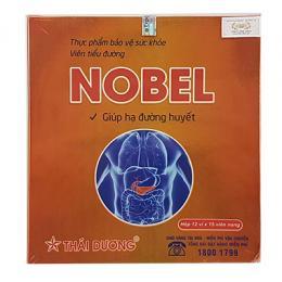 Viên tiểu đường Nobel - Giúp hạ đường huyết