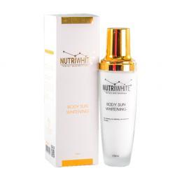 Body Sun Whitening - Kem dưỡng trắng da, chống nắng cao cấp ban ngày