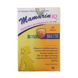 Mamarin IQ - Dinh dưỡng và DHA cho mẹ và bé