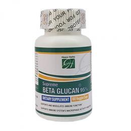 Supreme Beta Glucan 95% - Tăng cường hệ miễn dịch