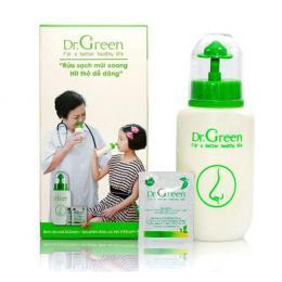 Bình rửa mũi Dr.Green