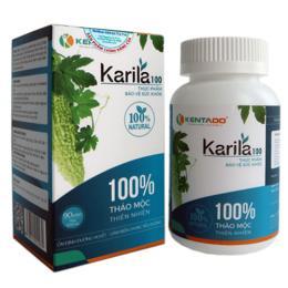Viên tiểu đường Karila