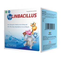 HP Linbacillus - Bổ sung hệ vi khuẩn có lợi cho đường ruột