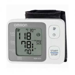 Máy đo huyết áp cổ tay Omron HEM - 6121