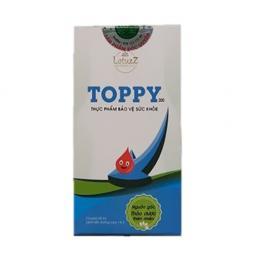 TOPPY - Thảo dược hỗ trợ điều trị tiểu đường