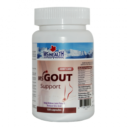 MS Gout Support  - Hỗ trợ điều trị gout