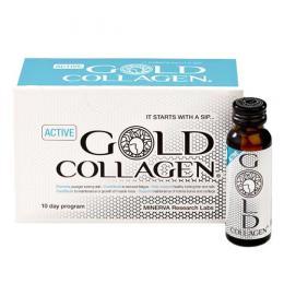 Active Gold Collagen - Ngừa lão hoá, chắc khoẻ xương cho cả nam và nữ