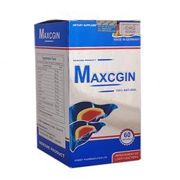 Maxcgin - Cho lá gan khỏe