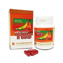 Viên Gout TW3 - Hỗ trợ đắc lực cho bệnh nhân Gout