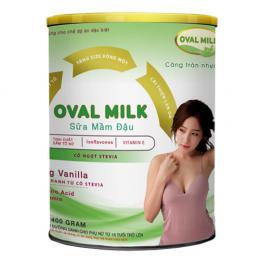 Sữa Oval Milk - Bổ sung dưỡng chất, tăng kích thước vòng 1