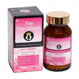 Fine Pure Collagen Q - Cho một làn da trắng sáng, căng mịn