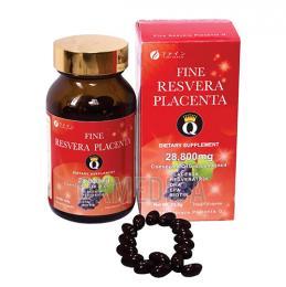 Fine Resvera Placenta Q - Phục hồi sự trẻ trung của cơ thể