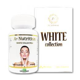 A+ Nutrion White Collection - Viên uống trắng da nội sinh nhập khẩu Mỹ