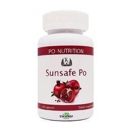 Sunsafe Po - Viên uống chống nắng nội sinh