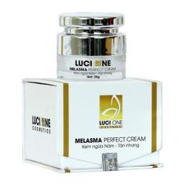 Kem ngừa Nám - Tàn nhang Luci One Melasma Perfect Cream