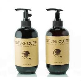 Nature Queen – Dầu gội, dầu xả, sữa tắm