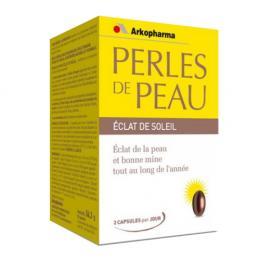 Perles De Peau Eclat De Soleil - Dầu hoa anh thảo Arkopharma Pháp