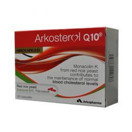 Arkosterol Q10 | Viên hạ mỡ máu - Pháp