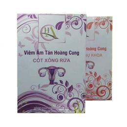 Viêm âm tán Hoàng Cung - Combo Kén đặt + xông