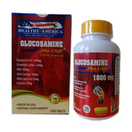 Glucosamine Plus Chiff 1800mg( hộp đỏ)