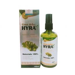 Tinh dầu Hyra - Chống rụng tóc, kích thích mọc tóc