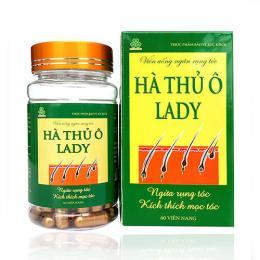 Hà Thủ Ô Lady - Chăm sóc tóc từ bên trong