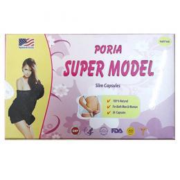 Viên nang giảm cân Poria Super Model
