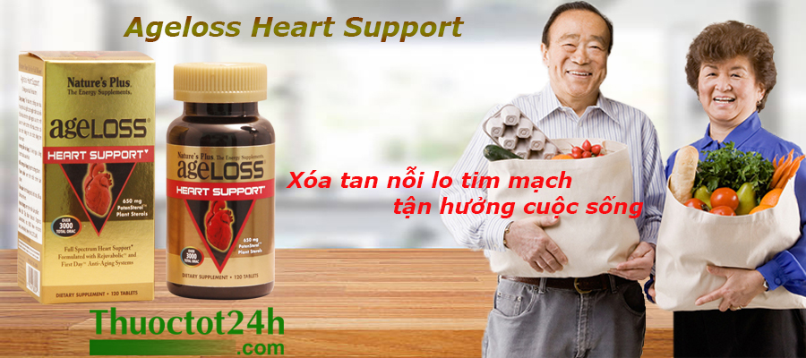 Ageloss Heart Support