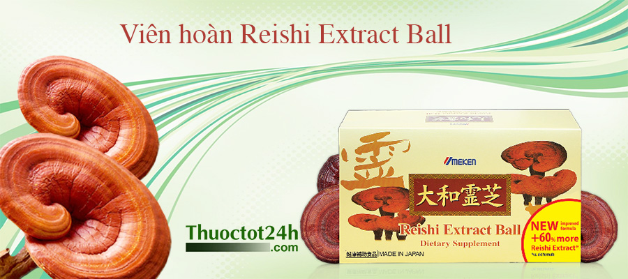 Reishi Extract Ball