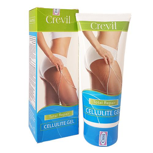 Crevil Total Repair Cellulite Gel - Gel tan mỡ, giảm béo