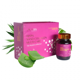 Viên uống HiSpa Nano Collagen Multi Care